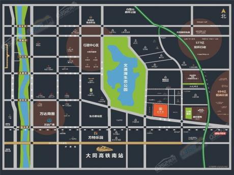 星玥湾区位图