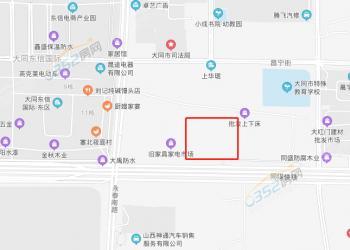 大同市永泰南路东侧地块将进行房屋征收!