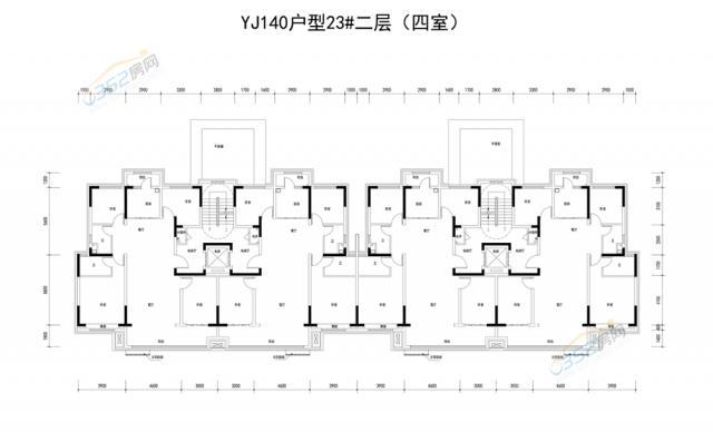 YJ140户型