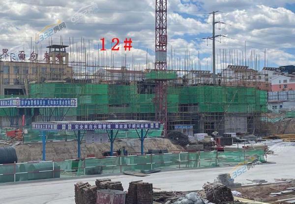 凯德世家幸福城2021.6.15实景图