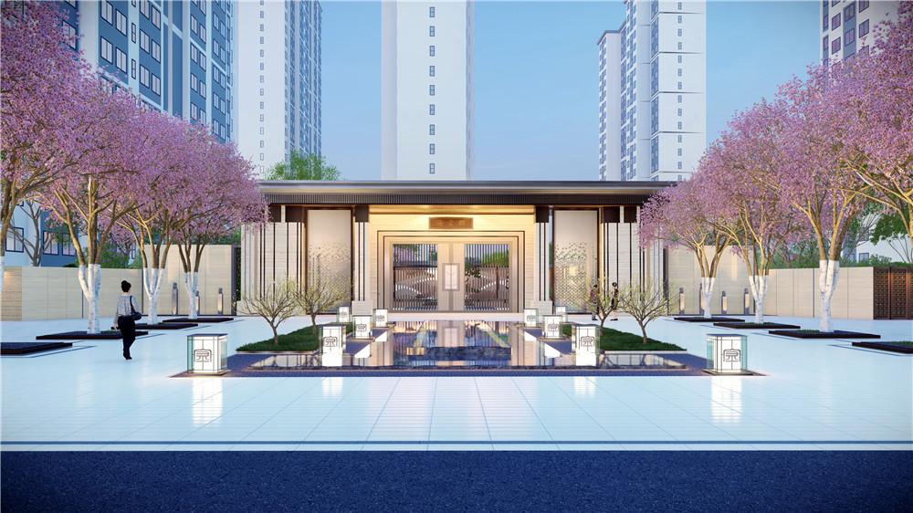 一城向往的品质美宅