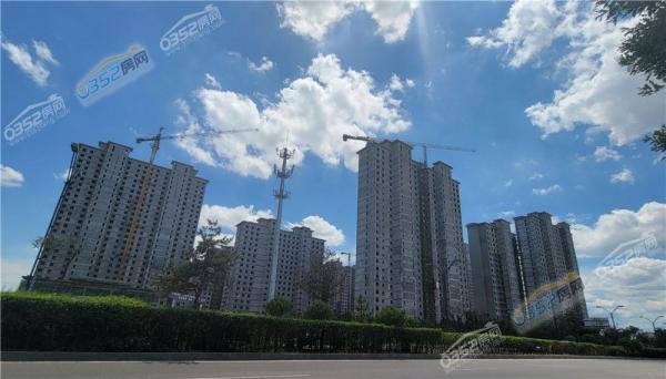 星湖世家锦园2021.7.9实景图