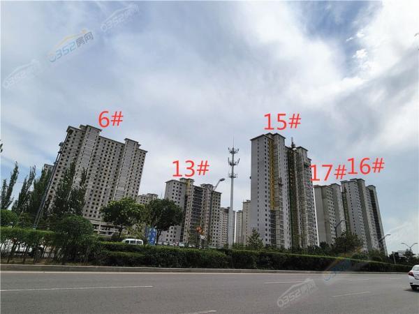星湖世家锦园2021.8.5实景图
