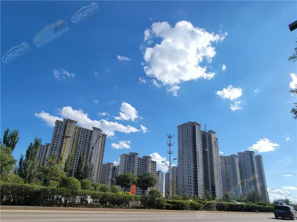 星湖世家锦园2021.9实景图