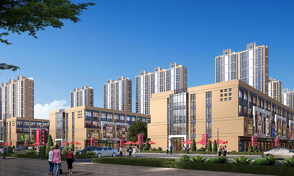 先后成功开发华林新天地,御馨花都,御馨花城,东信广场等项目.